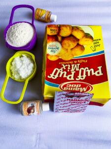 Mamadoc puff puff mix