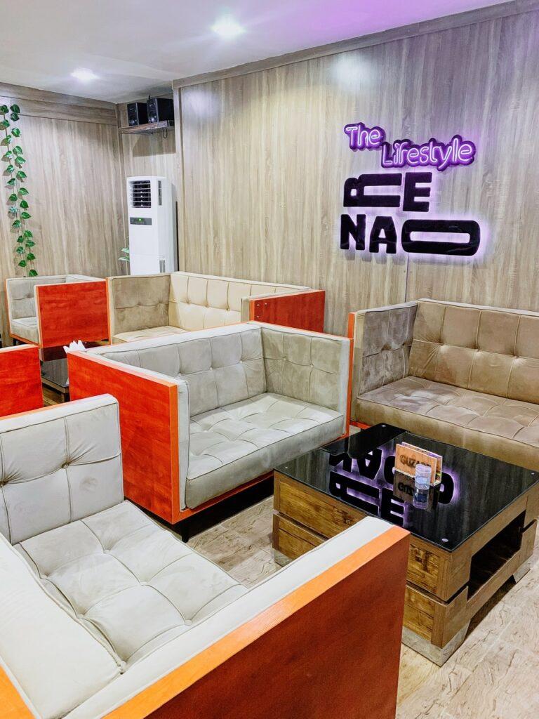Rénao restaurant and lounge Abuja